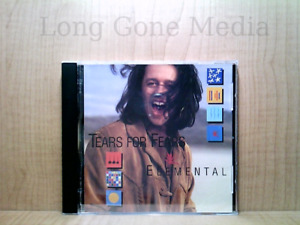 Elemental by Tears For Fears (CD, Single, 1994, Mercury)