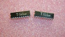 QTY (20) TA8120P TOSHIBA 20 PIN DIP C-QUAM AM STEREO DECODER  NOS 1 TUBE