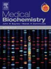Medical Biochemistry by Marek H. Dominiczak and John Baynes (2004, Paperback,...