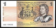 Australia Paper Money - Old 1 Dollar Note (1969)  - P37c - XF/AU