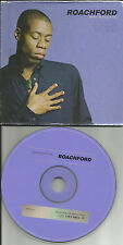 ROACHFORD Naked without you w/ 3 RARE LIVE TRX CARD SLEEVE CD single USA Seller