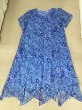 Maxi Dress Size 26,PENNY PLAIN Mother Of The Bride, Cruise,Worn Once Only !!