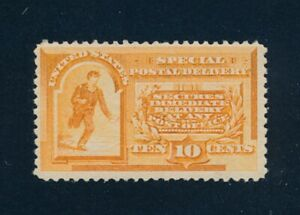 drbobstamps US Scott #E3 Mint Lightly Hinged Special Postal Delivery Cat $300