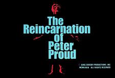 16mm Feature Film: THE REINCARNATION OF PETER PROUD (1975) Horror - LPP