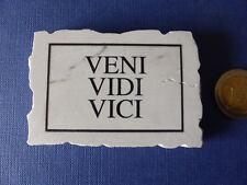 Magnet platre Design Rec - Veni vidi vici - Astérix Obélix Uderzo