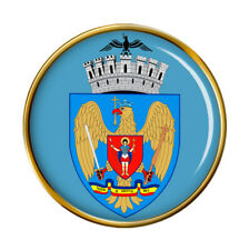 Bucharest (Rumania) Pin Insignia