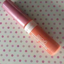 maybelline Watershine gloss 506 ROSE TROPICAL PEACH lipgloss labbra water shine
