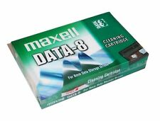 Maxell DATA-8 8mm Cleaning Cartridge Tape For 8mm Data Storage Drive - BRAND NEW