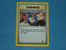 Trainer Team Rocket Rare Pokémon Individual Cards