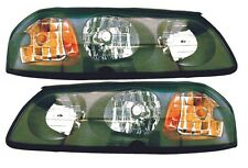 00-2005 CHEVY IMPALA BOTH LEFT & RIGHT PAIR OF HEADLAMPS NEW FREE SHIPPING