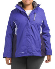 Free Country Ski Snowboard Womens Coat 3-in-1 Jacket With Hood - NWT