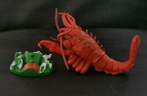 Ebirah HG Godzilla 6 figure Toho Kaiju Monster Gashapon Bandai Tokusatsu toy