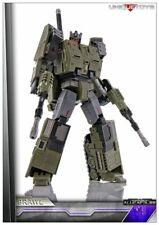 Transformers Unique toys Bruticus UT M-01 Archimonde G1 Brawl Reprint