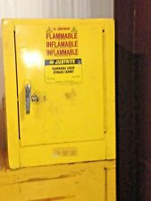 JUSTRITE Flammable Safety Cabinet - Model 25040 - 4 Gallon