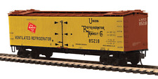 HO MTH  R40-2 Wood Reefer Milwaukee Road URTC #85219         8094043