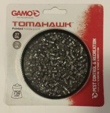 Gamo Tomahawk .177 pellets 750 count. 7.9 grain air pointed hollow point 4.5mm