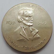 DDR Medaille - Philipp Melanchthon