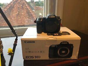 Canon EOS 90D 32.5MP Digital SLR Camera