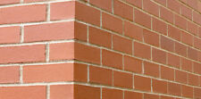 Perforated Class B Red Engineering Bricks 65mm (215mmx65mmx102mm) Pack Deal x400