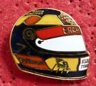 BEAU PIN'S F1 FORMULA ONE USA INDY CAR CASQUE PILOTE RAUL BOESEL EGF MFS
