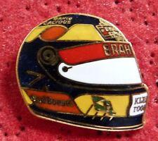 BEAU PIN'S F1 FORMULA ONE USA INDY CAR CASQUE PILOTE RAUL BOESEL EGF MFS