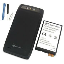 MUGEN POWER 3800mAh EXTENDED BATTERY FOR MOTOROLA DROID 4 XT894 VERIZON XT-894
