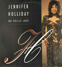 JENNIFER HOLLIDAY - No Frills Love - Geffen