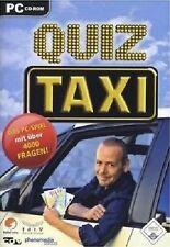 QUIZ TAXI - Das PC-Spiel! - PC CD-ROM - NEU & SOFORT
