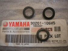 NOS Yamaha OEM Swing Arm Rear Shocks Plate Washer 91-05 PW80 90201-106H5 QTY3