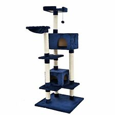 NEW Cat Scratching Tower Condo Climb Tree Furniture Amuse Funny House Scratcher