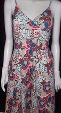 CHUTNEY MARY Womens Floral Sun Dress Size 10