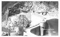 Arizona Roosevelt Dam #7843 1920s RPPC Photo Postcard 20-65
