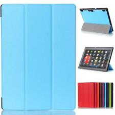 """Faltbare Schutzhülle Für 10,1"""" Lenovo TAB2 A10-70 Tablet PC Tasche Cover Etui DE"""