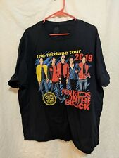 New Kids on the Block: The Mixtape Tour 2019 Medium Concert T-Shirt men's XXL