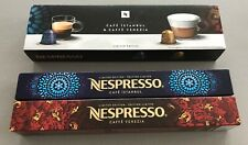 Nespresso Limited Edition Cafe Istanbul and Caffe Venezia  2-pack