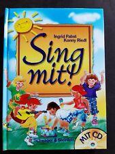 Buch + CD bekannte Kinderlieder zum Mitsingen