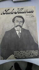 IL SECOLO ILLUSTRATO, Anno IX - N. 24 - 16 dicembre 1921 - Ateniese - OTTIMO!