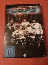 DVD - DIE MOTORRAD COPS Hart am Limit DIE KOMPLETTE ZWEITE STAFFEL 2