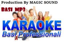 Raccolta  4200 Basi Musicali Mp3 MagicSound Aggiorn.1/05/2021 Karaoke-cori