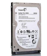 New Seagate 2.5'' SSHD Gen3 SSD Hybrid 500 GB Hard Drive 7mm SATA ST500LM000