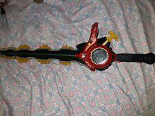 Power Rangers Ninja Steel Ultra Battle Master Blade Sword Chainsaw