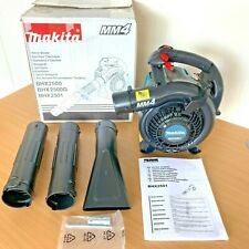 Makita BHX2501 Hand Held Petrol Garden Leaf Blower MM4-Stroke Engine 24.4 CC NEW