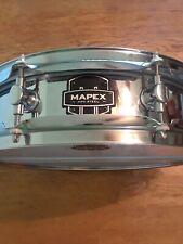Mapex Steel Piccolo Snare Drum 13 x 3.5 in.