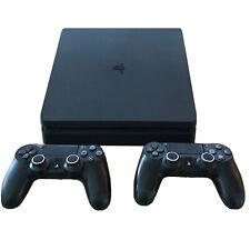 Sony PlayStation 4 Slim 1TB Spielkonsole + 2 Controller + 3 Spiele