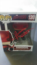 Funko Pop - Daredevil  #120 - Signed by - Charlie Cox + C.O.A