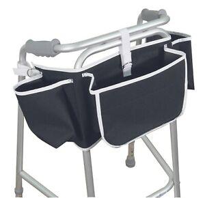 Aidapt Apron Bag for Walking Zimmer Frames - Lightweight & Foldable VP179T
