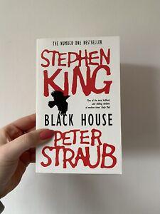 Black House - Stephen King / Paperback **VGC Rainbow HarperCollins 2009!!**