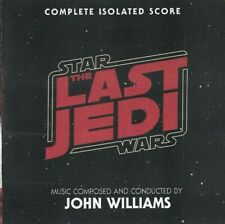 THE LAST JEDI John Williams 2 CD COMPLETE SCORE
