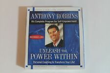 Anthony  Robbins- Unleash the Power Within- Personal Coaching-  6 CD Audiobook