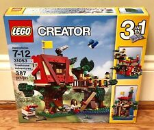 LEGO Creator 3in1 Treehouse Adventures 31053, Brand New - Retired